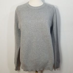 Surface to Air Orion Grey Sweater Small